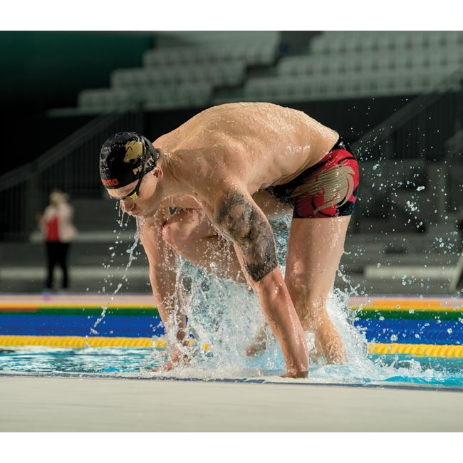 Arena Adam Peaty LIMITED EDITION Elite Swim Shorts