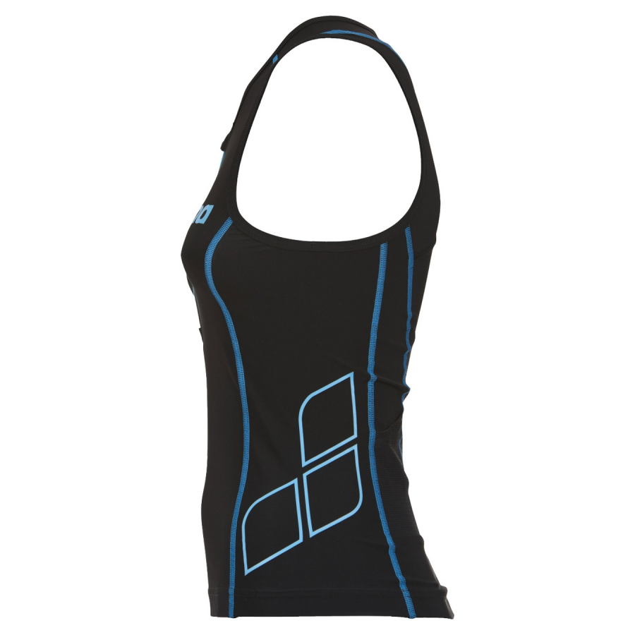 Arena ST Women's TriTop - Black