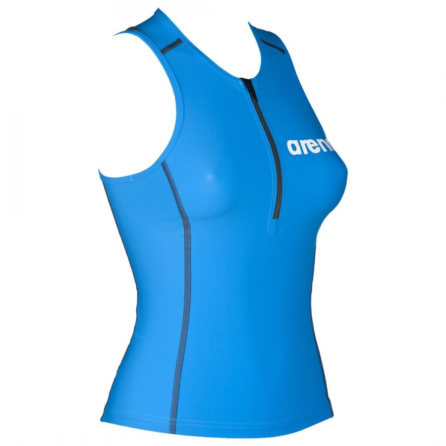 Arena ST Women's Triathlon Top - Blue