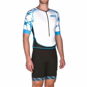 Arena Men's ST Aero Front Zip Tri Suit