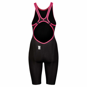 LIMITED EDITION Arena Carbon Flex VX Open Back Suit - Paltrinieri Dragon