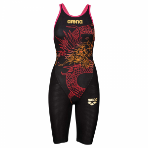 LIMITED EDITION Arena Carbon Flex VX Suit - Paltrinieri Dragon