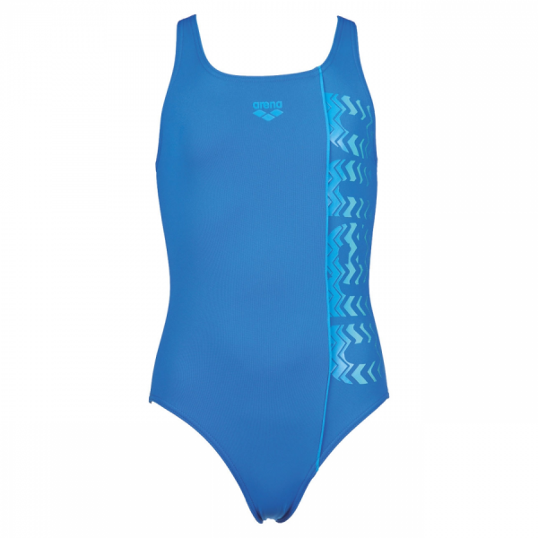 Arena Girls Floater Blue Swimsuit