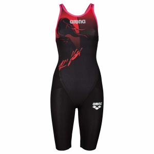 LIMITED EDITION Arena Carbon Flex VX Suit - Iron Lady Katinka Hosszu