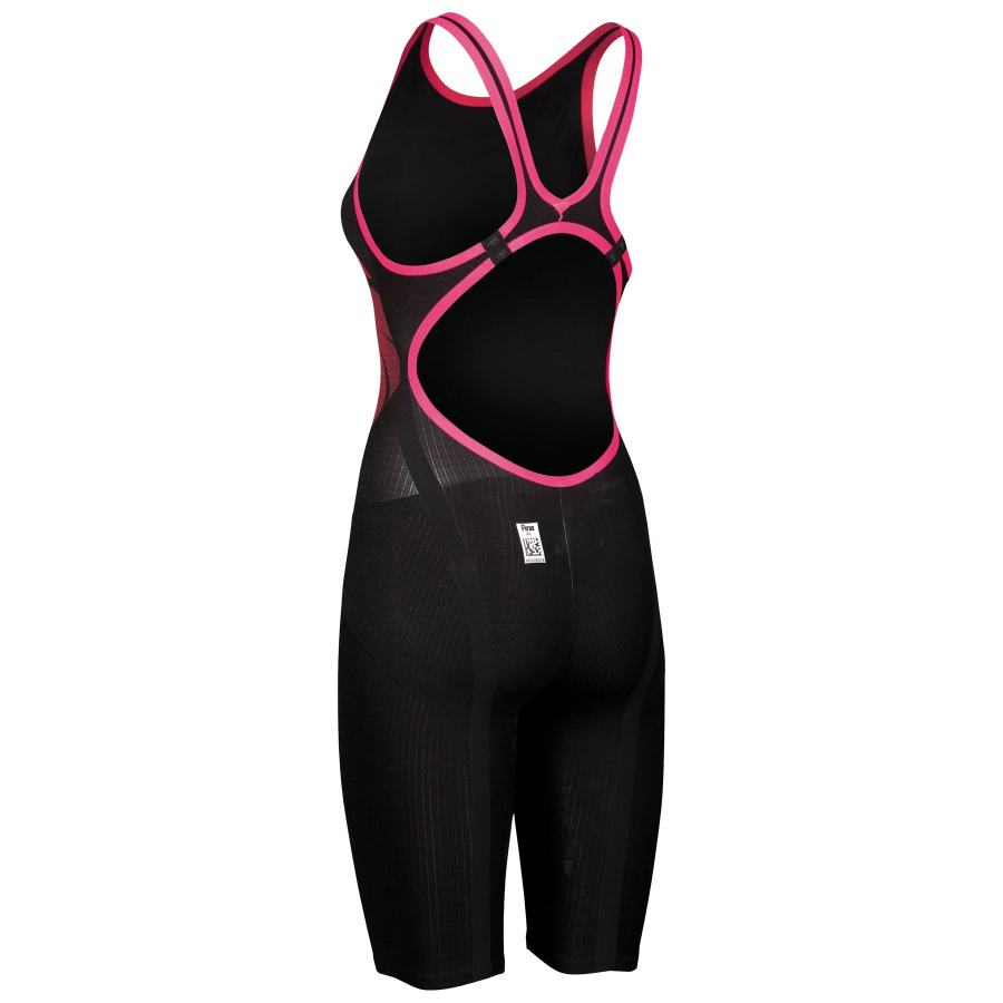 LIMITED EDITION Arena Carbon Flex VX Open Back Suit - Peaty