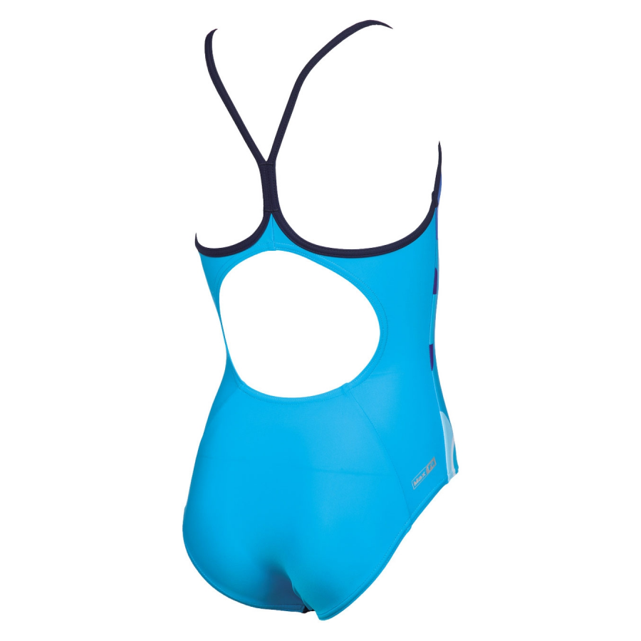 Arena Nifty Girls Blue Swimsuit