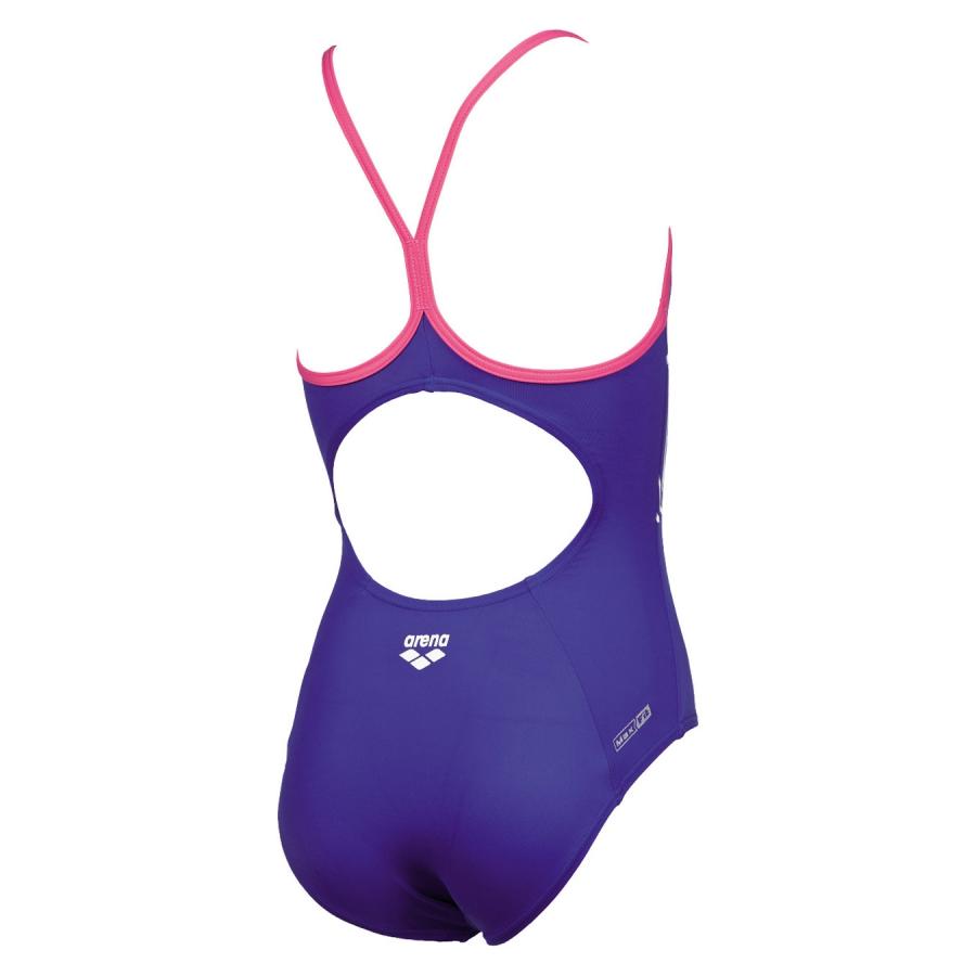 Arena Scribe Girls Danube Blue Swimsuit