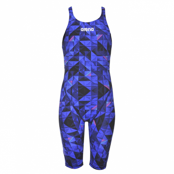 LIMITED EDITION Arena JUNIOR ST 2.0 Suit Blue Pink