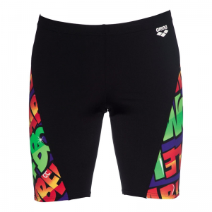 Arena Unbelievable Jammers - Black / Green