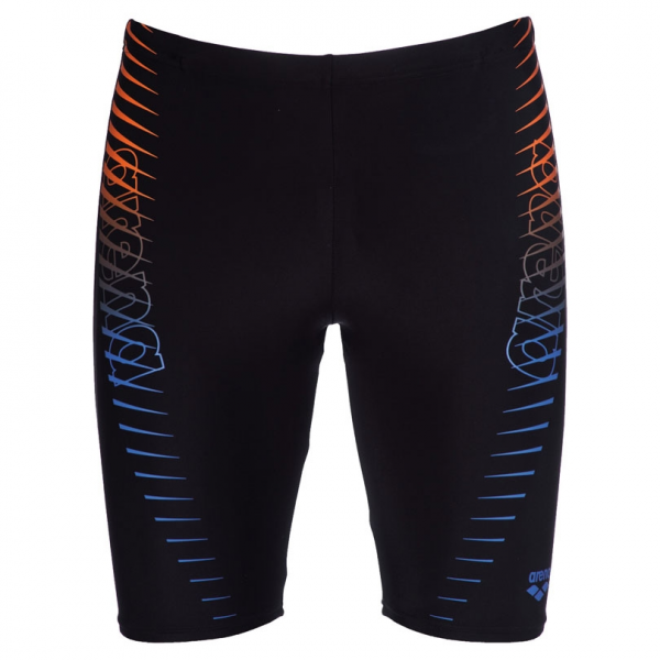 Arena Urban Black / Blue Swim Jammers