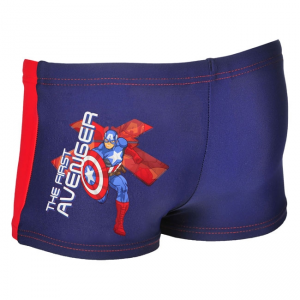 Arena Toddler Boys Captain America Swim Shorts