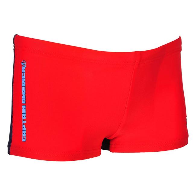 Arena Toddler Boys Captain America Swim Shorts
