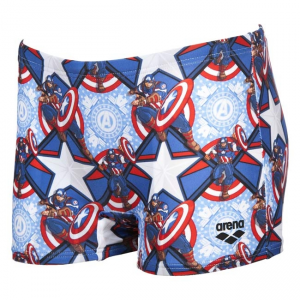 Arena Boys Captain America Shorts
