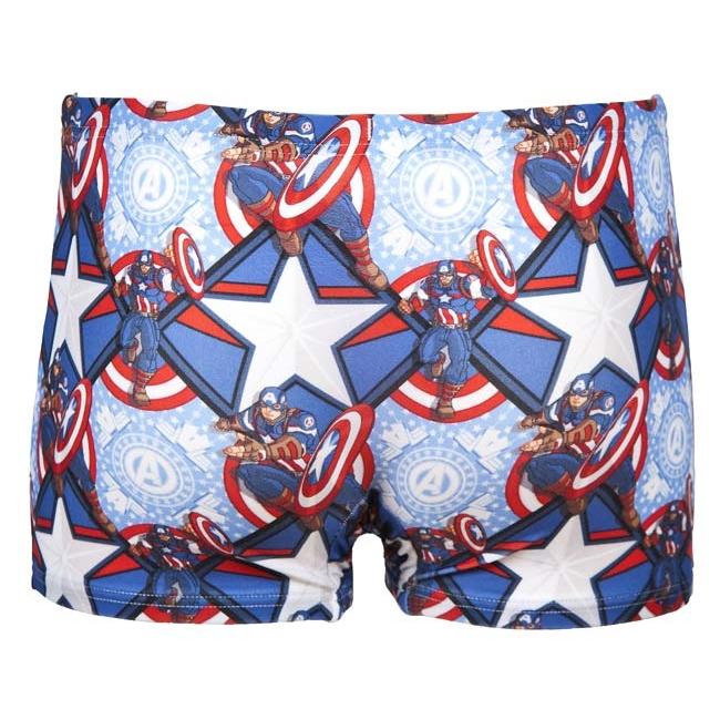 Arena Boys Captain America Shorts