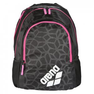 Arena Spiky 2 X-PIVOT Backpack - Black / Pink