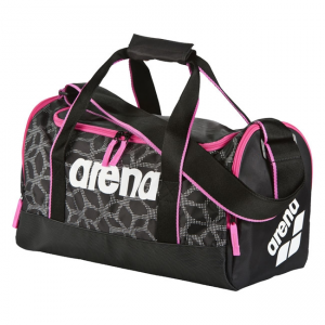 Shop Arena Bag Small Spiky 2 X-Pivot Black / Fuchsia