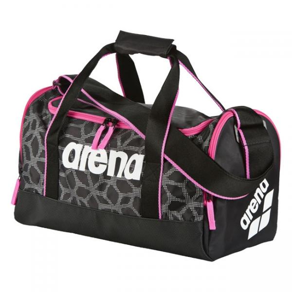 Shop Arena Bag Small Spiky 2 X-Pivot Black / Fuchsia