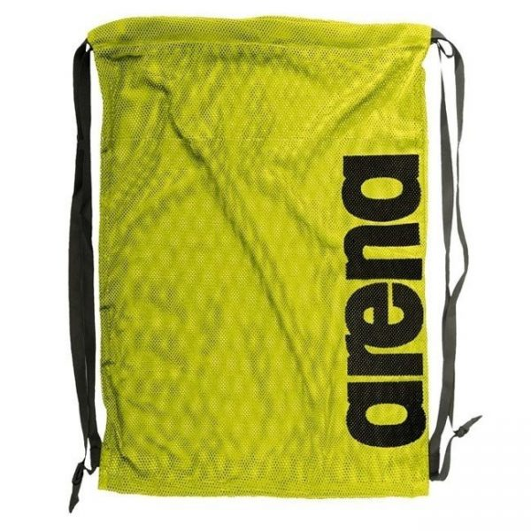 Arena Fast Mesh Bag Yellow