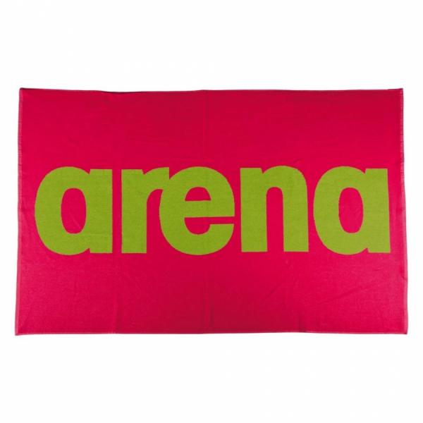 Buy Arena Handy Towel - Pink / Green