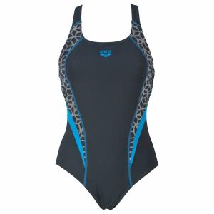 Arena Microcarbonite Grey Swimming Costume