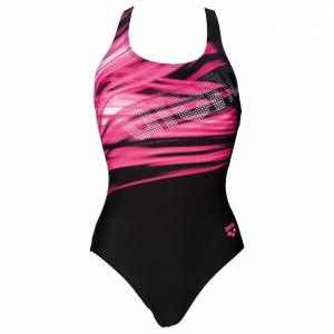 Arena Phenix Black / Pink Swimsuit