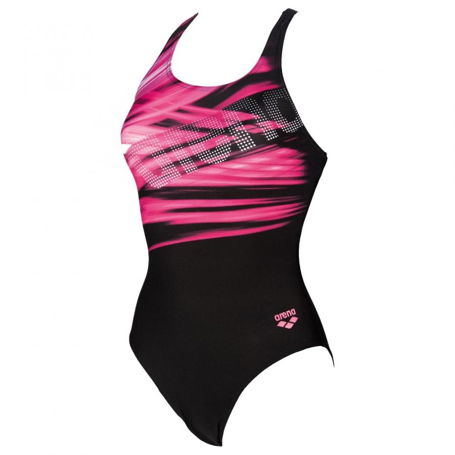 Arena Phenix Black / Pink Swimsuit