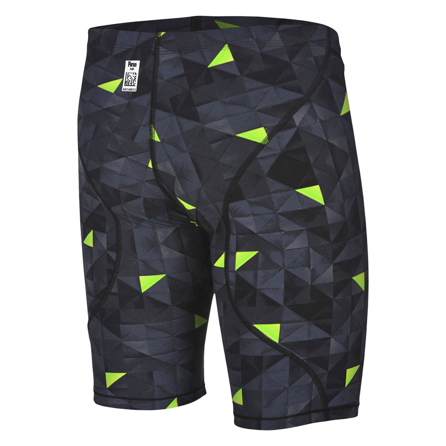 LIMITED EDITION Arena ST 2.0 Jammers - Black / Yellow