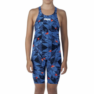 LIMITED EDITION Arena JUNIOR ST 2.0 Suit - Turquoise Orange