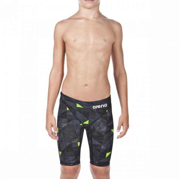 LIMITED EDITION Arena JUNIOR ST 2.0 Jammers - Black Yellow