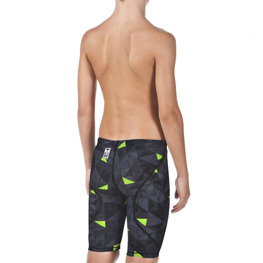 LIMITED EDITION Arena JUNIOR ST 2.0 Jammers - Black / Yellow