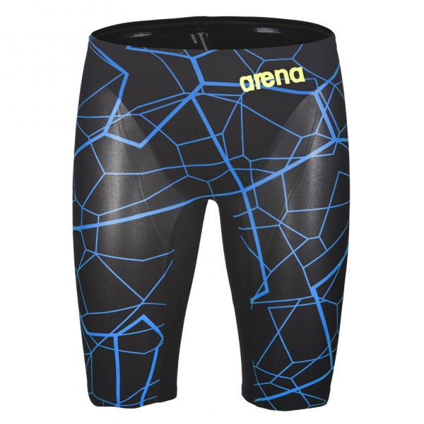 Arena Limited Edition Carbon Air Jammers - Black Blue