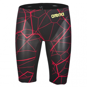 Arena Limited Edition Carbon Air Jammers - Black Red