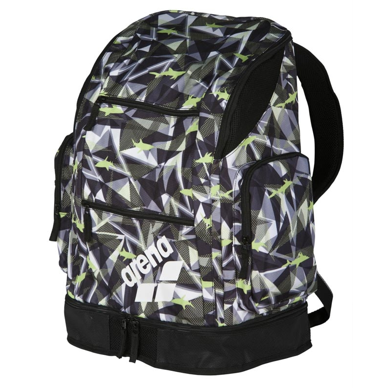 LIMITED EDITION Arena Spiky 2 LARGE Backpack - Sharks