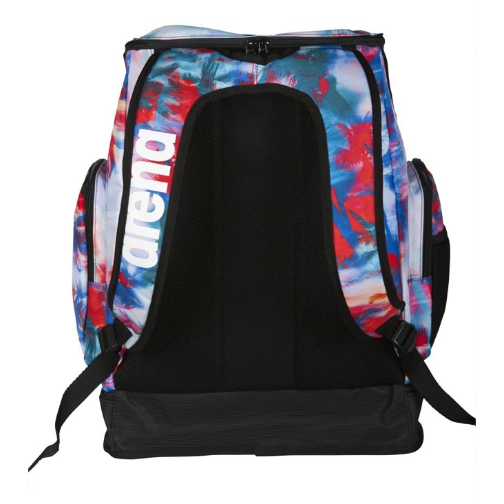 LIMITED EDITION Arena Spiky 2 LARGE Backpack - Red Palms