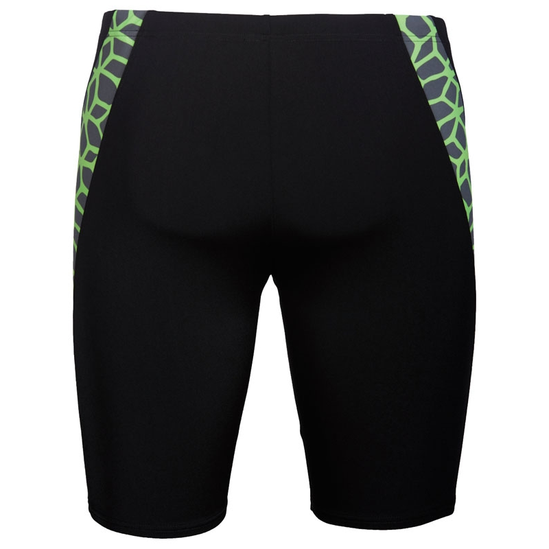 Arena Carbonics Men's Swim Jammers - Black / Green