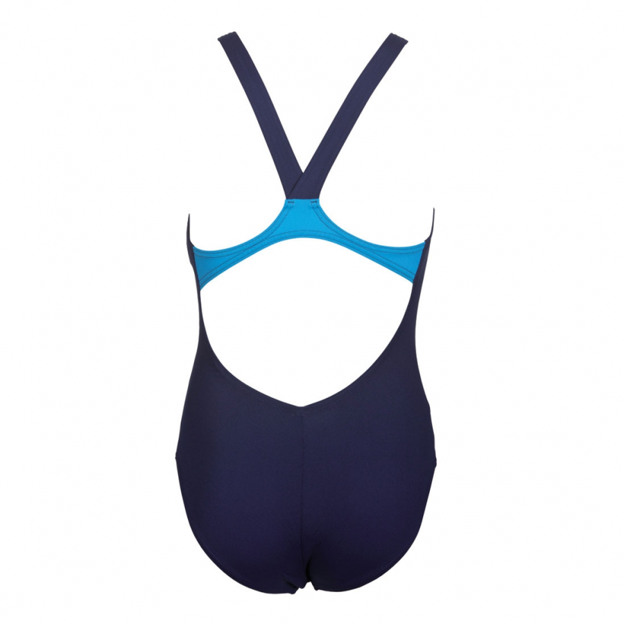 Arena Girls Shed Blue Swimsuit