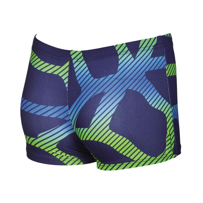 Arena Spider Blue Boy's Swim Shorts