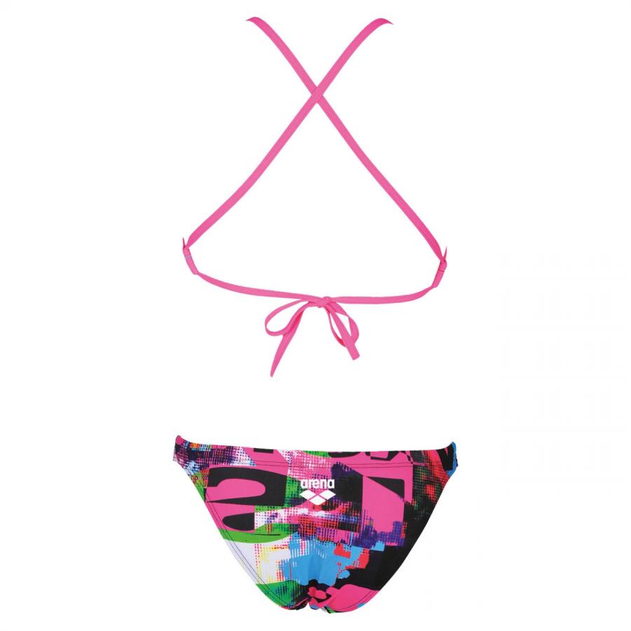 Arena Instinct 2 Piece Bikini - Pink