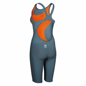 Arena R-EVO ONE Suit - Grey / Orange