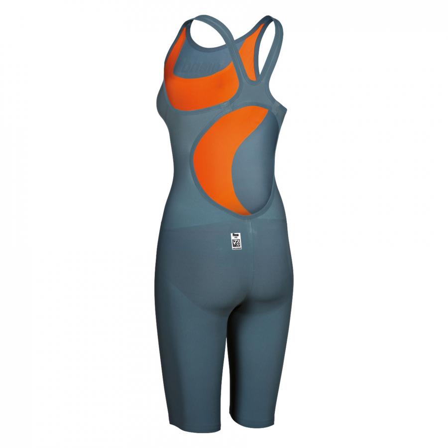 Arena R-EVO ONE Suit - Grey / Orange