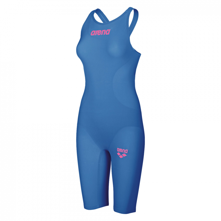 Arena R-EVO ONE Suit - Blue / Pink
