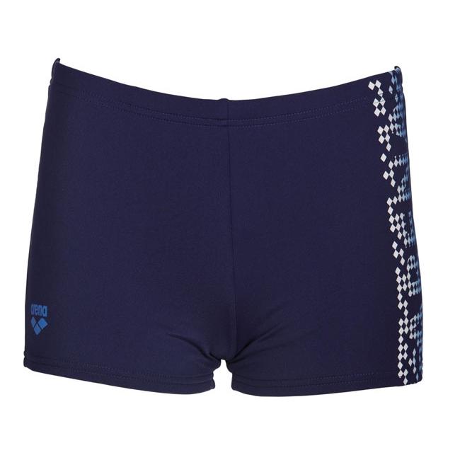 Arena Shed Boys Navy Blue Swim Shorts