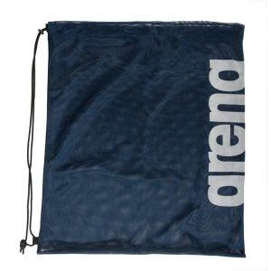 Navy Blue Arena Team Mesh Bag