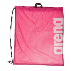 Pink Arena Team Mesh Bag