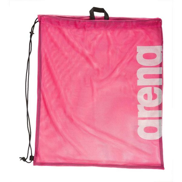 Pink Arena Team Mesh Bag