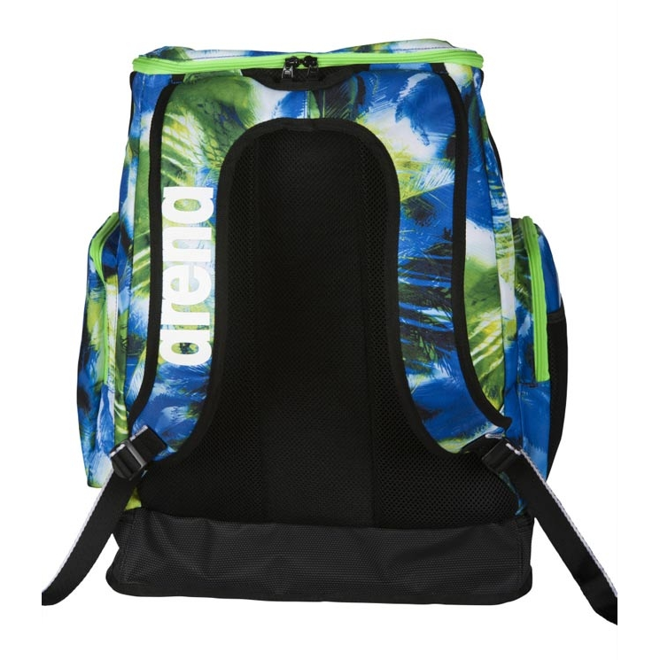 LIMITED EDITION Arena Spiky 2 LARGE Backpack - Blue Palms