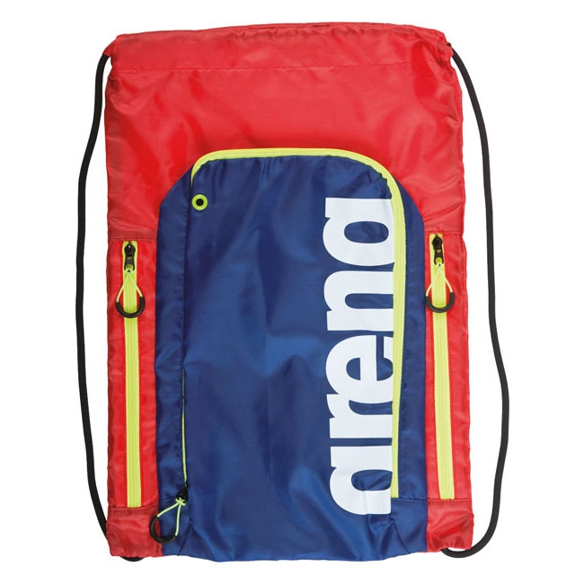 Arena Fast Swim Sack - Red / Blue