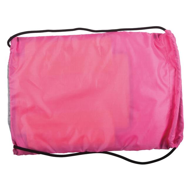 Arena Fast Swim Sack - Pink / Grey