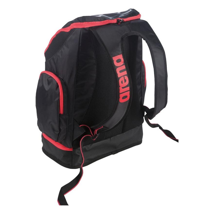 Arena Spiky 2 LARGE Backpack - SPIDER Black / Red