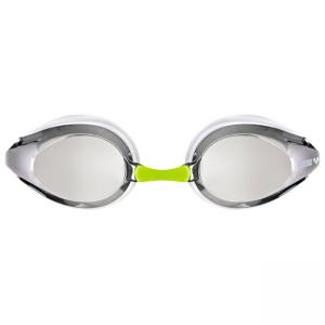Arena Tracks JUNIOR Goggles - Mirror Silver / Black